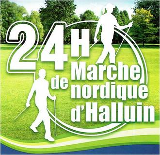 Les 24 h de Marche Nordique d'Halluin