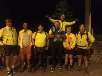 De retour de la nocturne - 42.195 km