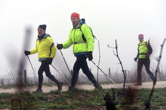 Bourges - Sancerre 58 km 17 février 2018