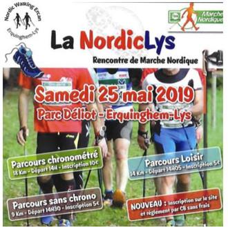 La Nordique Lys 25 mai 2019