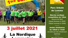 LA NORDIQUE LOMMOISE 3/7/2021