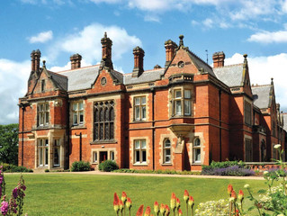 Rockliffe Hall Wedding Wonderland - UNVEILED Luxury Bridal Show