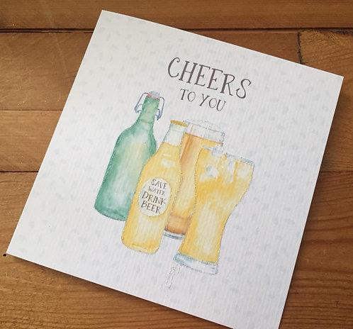 Beers Card