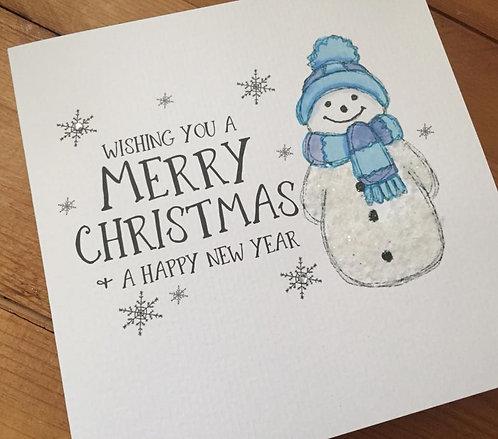 Snowman Card