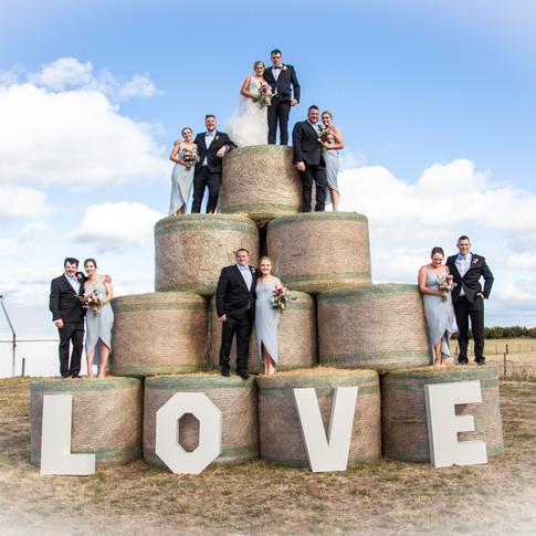 Ballarat Country Wedding Photography