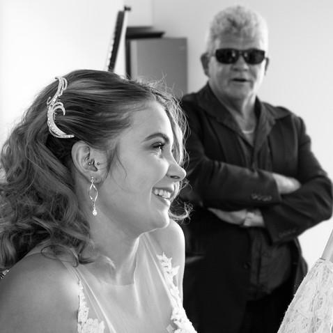 Dani & Dylan's Wedding Day- Cremona Hill