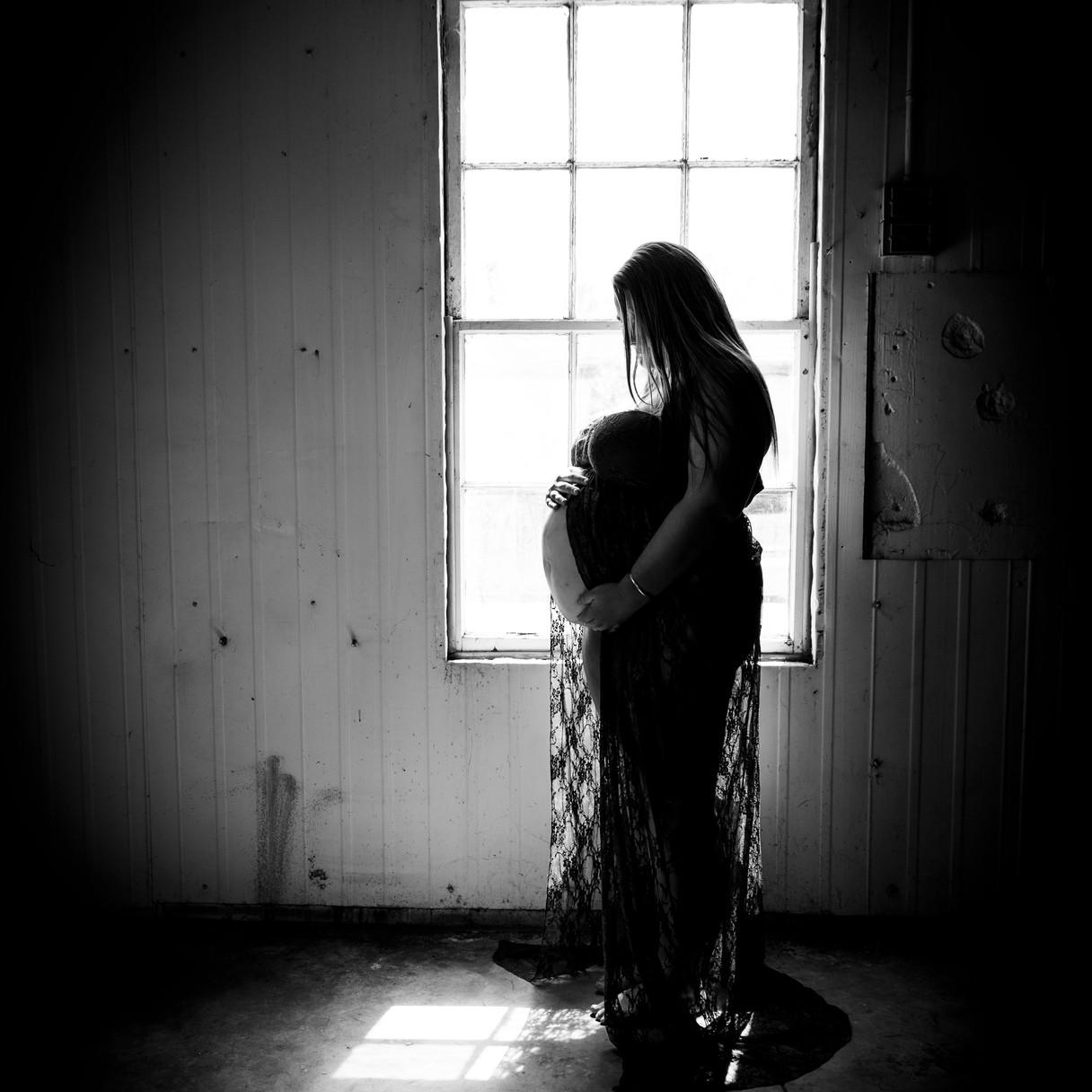 Maternity Silhouette