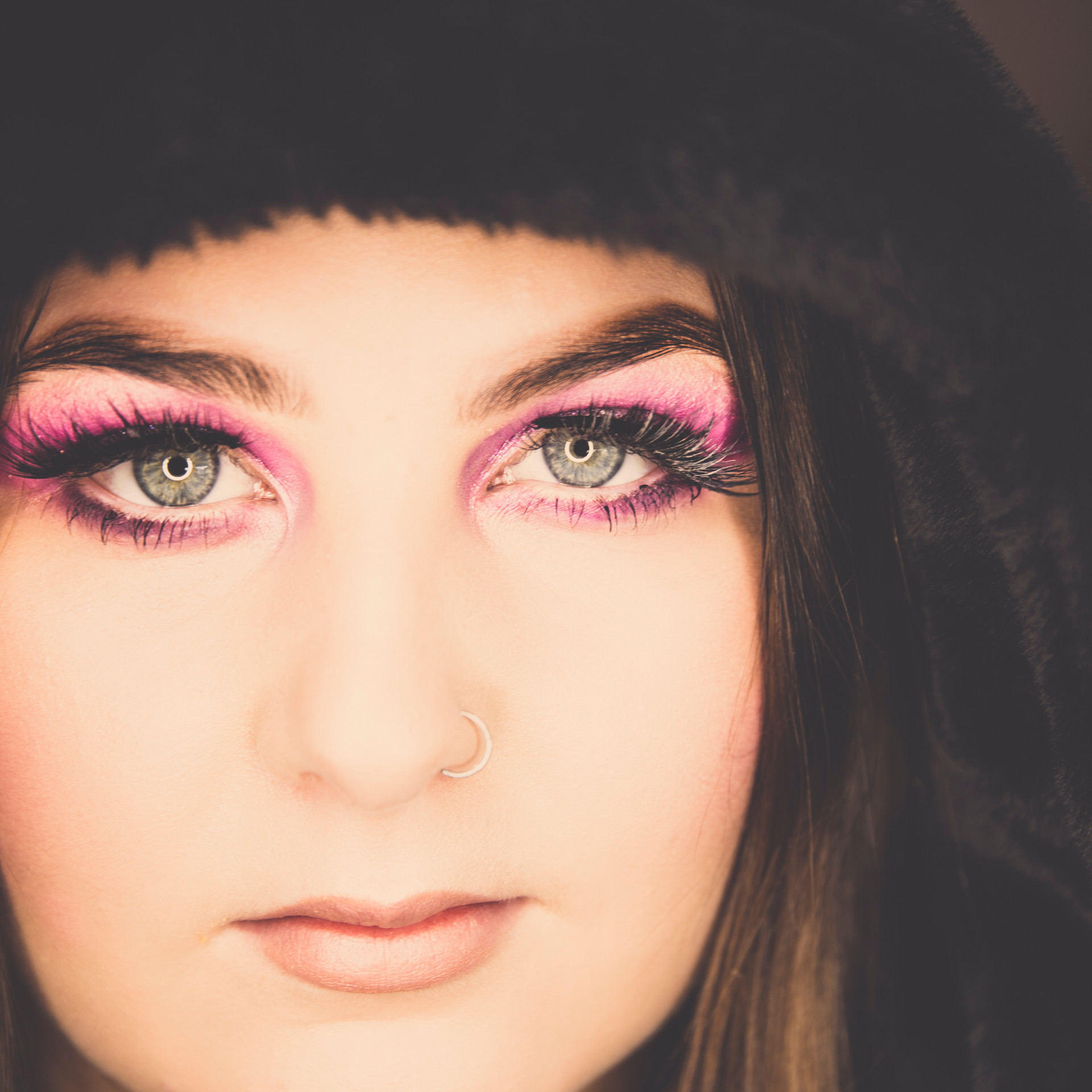 The Eyes Have It- Teen Portraits