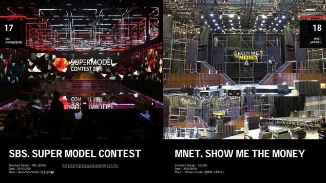 SBS SUPER MODEL CONTEST
