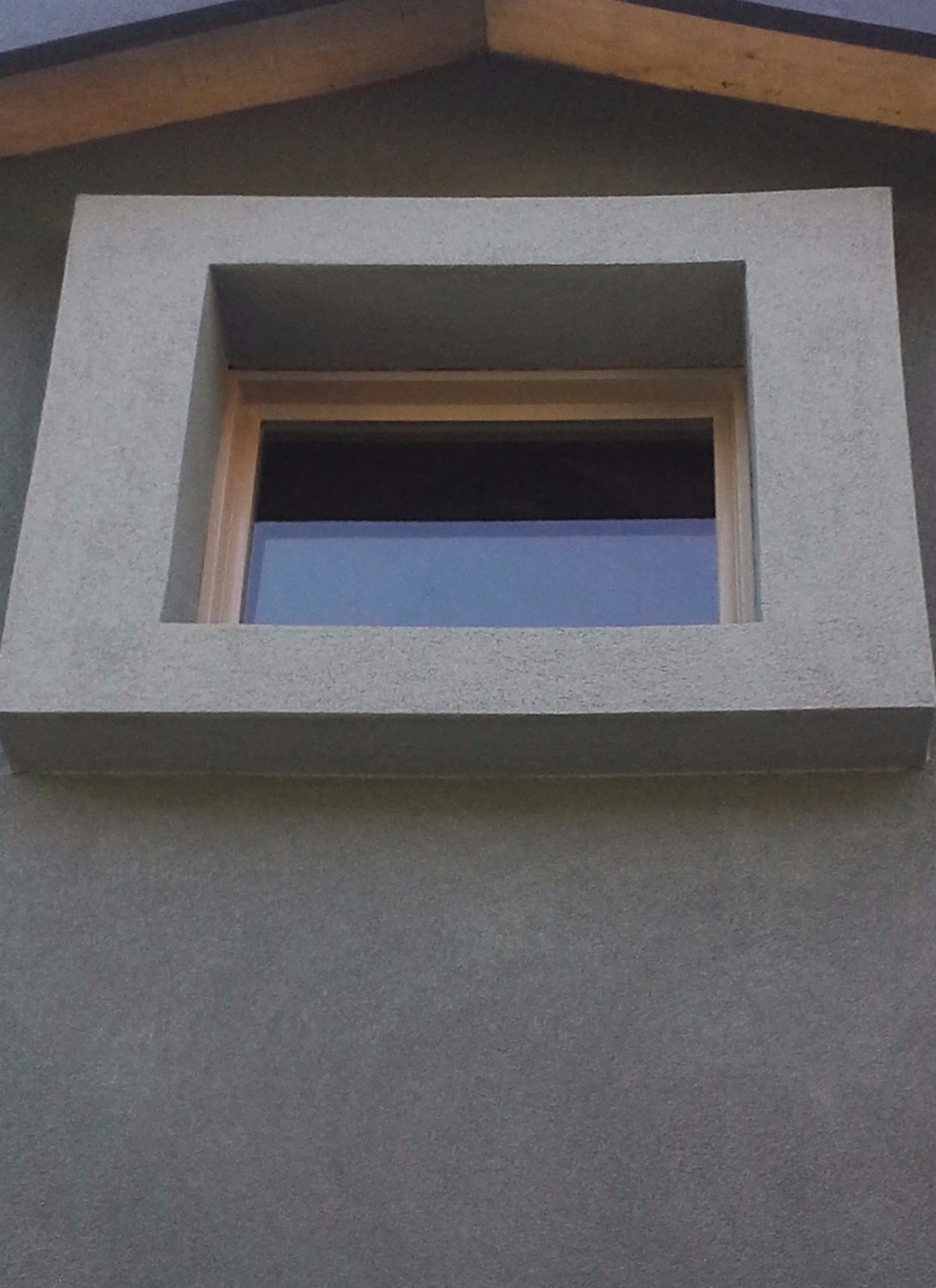EIFS Detail Window