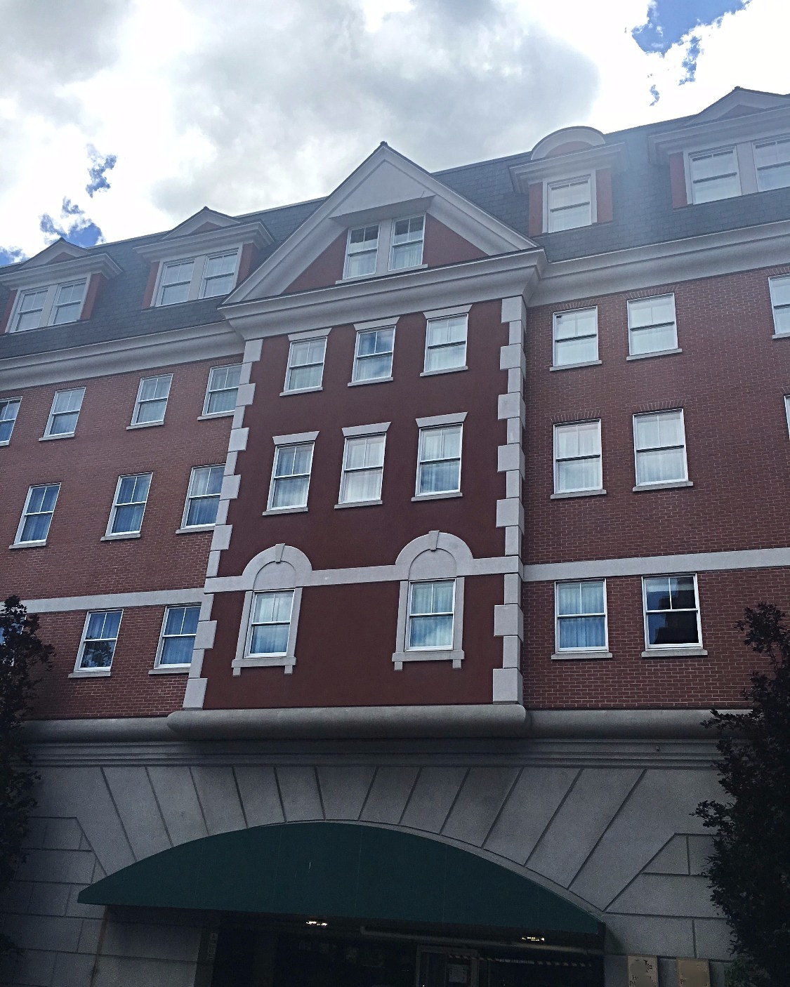 EIFS and Thin Brick