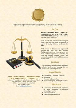 Al Abdulghani Firm - For Brochure _ WEB