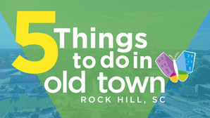 5 Things to do in Old Town