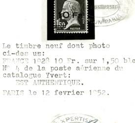 Ile de France, Dangereuses falsifications