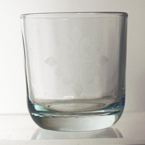 Cross Design Tumbler Set of 6