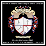 Member of The Society of British Jewellers
