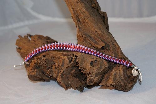 Red Core SuperDuo Bracelet
