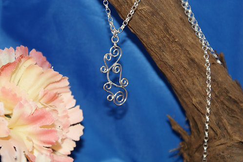 Small Waves Necklace