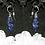 Thumbnail: Royal Blue Edged Twisted Set