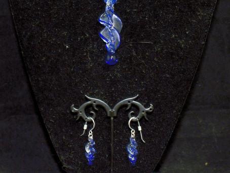 "NEWSFLASH ""Murano Glass Sets Drive Jeweller Mad!"""