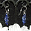 Thumbnail: Royal Blue Edged Twisted Set