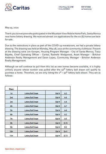 5-19-20 Lottery Update PAge.JPG