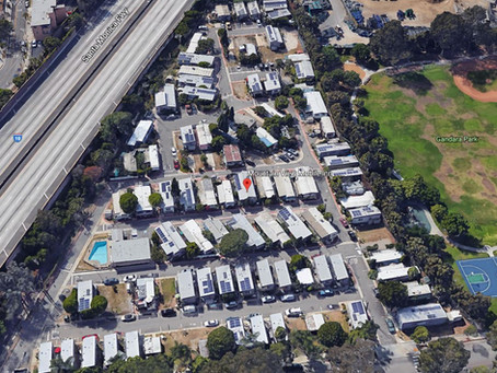 Caritas Acquires Mountain View Mobile Home Park in Santa Monica, CA on July 9, 2018