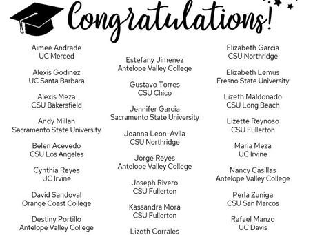 26 Residents Awarded Caritas Scholarships