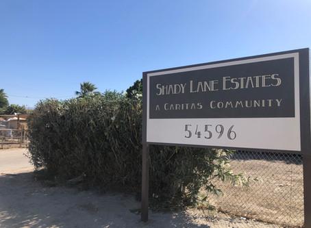 Caritas Acquires Shady Lane Estates on April 18, 2019