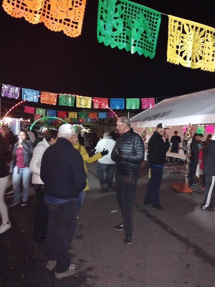 Posada Celebration 2018