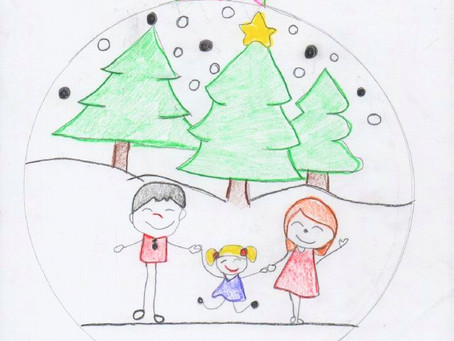 2019 Holiday Card Contest Winners
