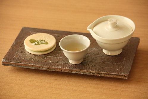 Teapot, bowl and cup 独り急須セット