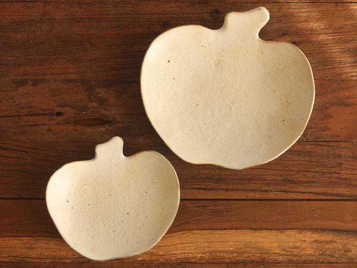 りんご皿 2サイズ