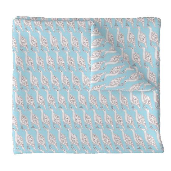 SEABIRDS print fabric
