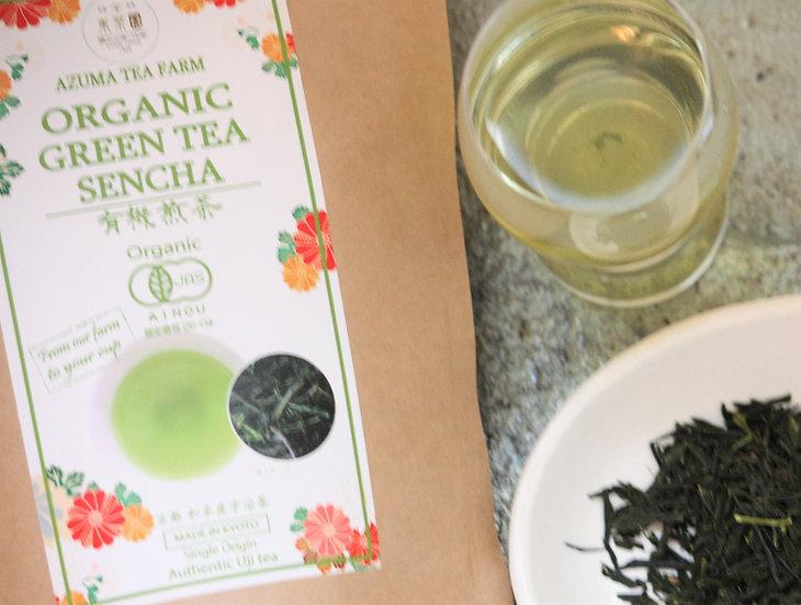 Organic Sencha / Yabukita