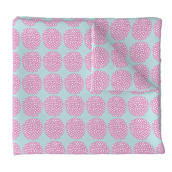 MINI MUMS print fabric