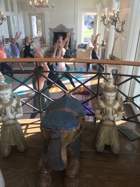 yoga overlook