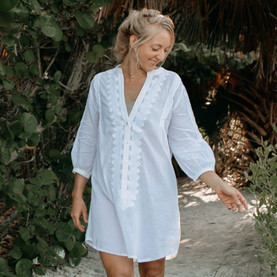 Nomad Embroidered Tunic