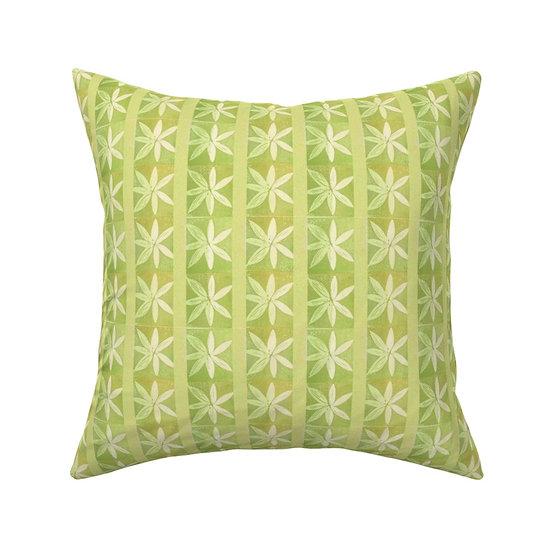 BOTANICAL STRIPE Print Pillow