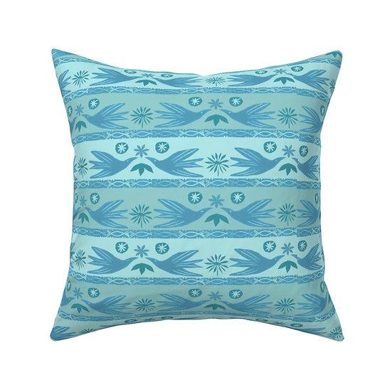 SPIRIT BIRD Print Pillow