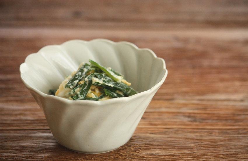 花型蕎麦猪口小鉢
