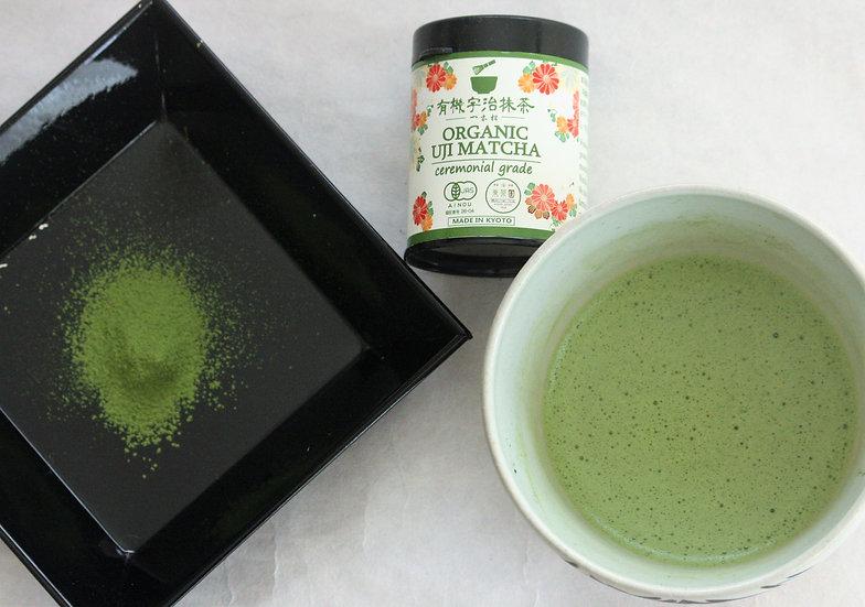有機抹茶 Organic Matcha 30g