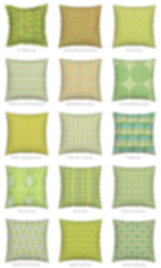12 pillows Tropical Greens.jpg