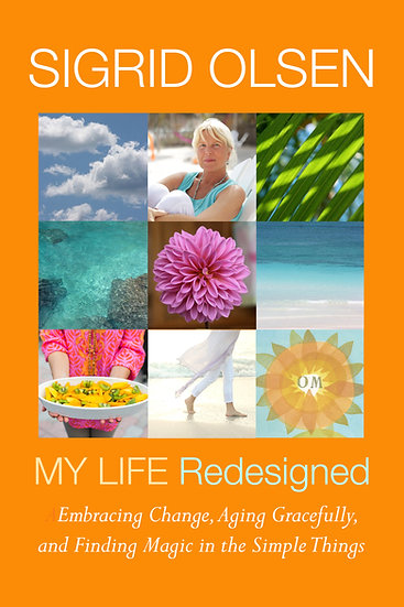 MY LIFE, Redesigned (an illustrated memoir)
