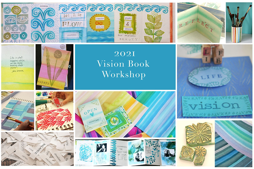 Vision Book Workshop