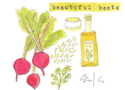 beautiful beets
