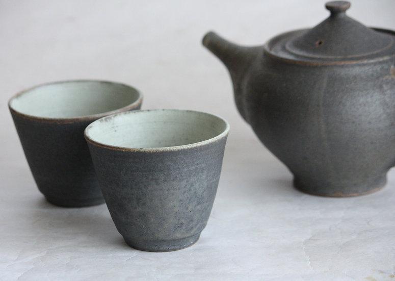 灰砂釉フリーカップ