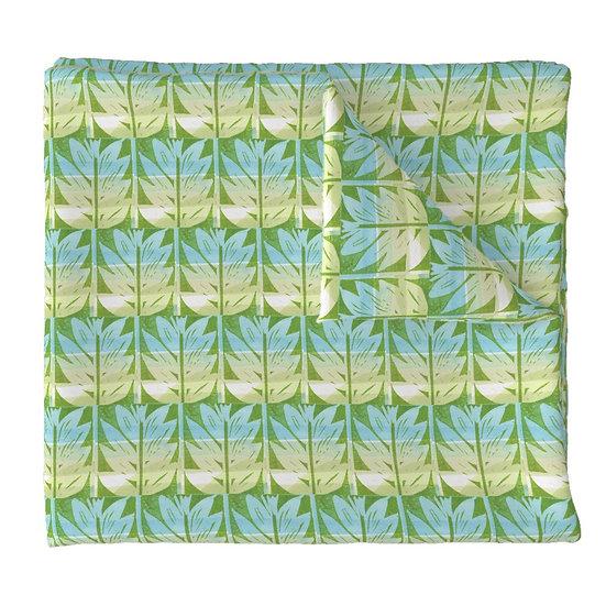 PALMS print fabric