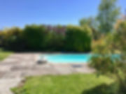 La piscine du Jaurian