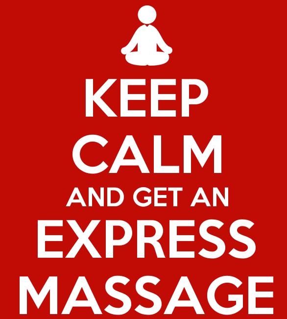 30 Mins - Express Massage